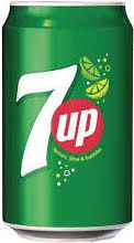 Hollandse Vrumona 7up Blikjes 33cl