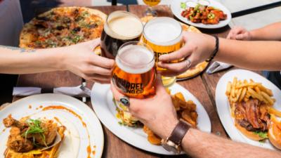 Bij welke gerechten is bier geschikt om te drinken?